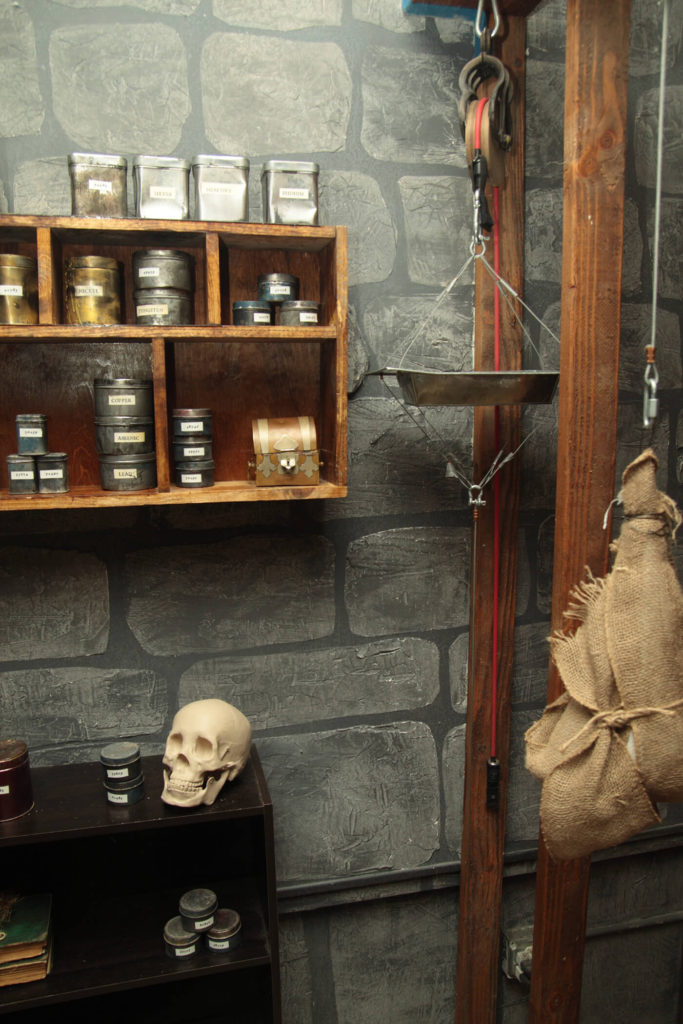 The Alchemist Escape Room La