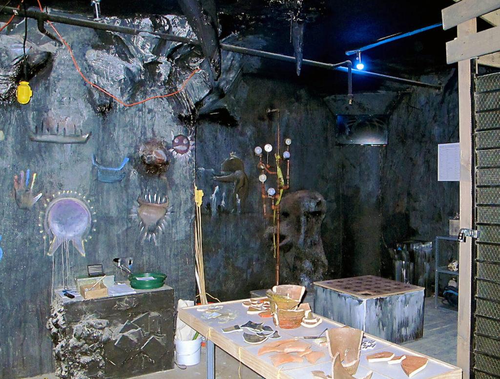 Escape Room Downtown La The Cavern